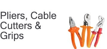 Insulated Pliers, Cable Cutters & Grips