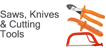 Insulated Saws, Knives & Cutting Tools