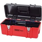Expert 580mm Tool Box With Tote Tray