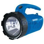 LED Rechargeable Spotlight (3W) Blue