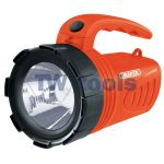 LED Rechargeable Spotlight (3W) Red