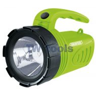 LED Rechargeable Spotlight (3W) Green
