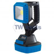 10W Rechargeable Worklight Blue