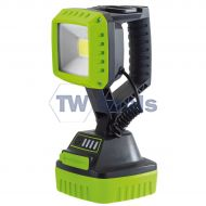10W Rechargeable Worklight Green