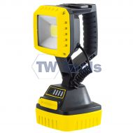 10W Rechargeable Worklight Yellow